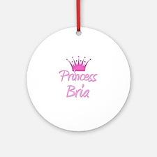 Princess Bria Ornament (Round)