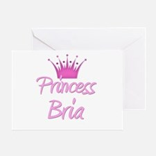 Princess Bria Greeting Card