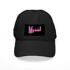 Meow With Attitude: Baseball Cap
