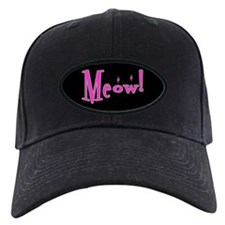 Meow With Attitude: Baseball Hat