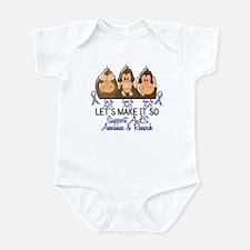 See Speak Hear No ALS 2 Infant Bodysuit