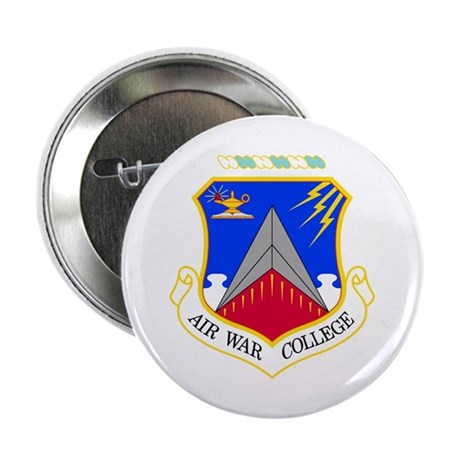 "Air War College 2.25"" Button (100 pack)"