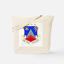Air War College Tote Bag