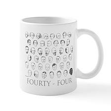 44th president Commerorative Mug