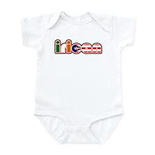 iRican Infant Bodysuit