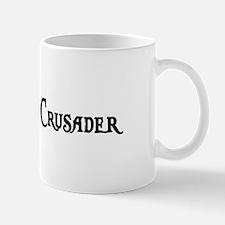 Gray Elf Crusader Mug