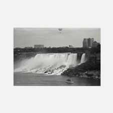 American Niagara Falls Rectangle Magnet