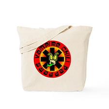 Hot Vampire Chili Pepper Tote Bag