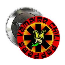 """Hot Vampire Chili Pepper 2.25"""" Button"""