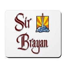 Sir Brayan Mousepad