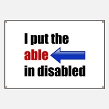 Able Banner
