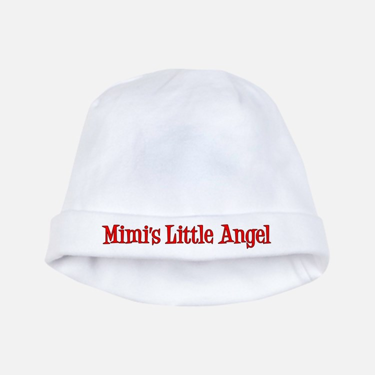 Mimi's Little Angel Baby Hat