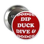 """DODGEBALL 2.25"""" Button"""