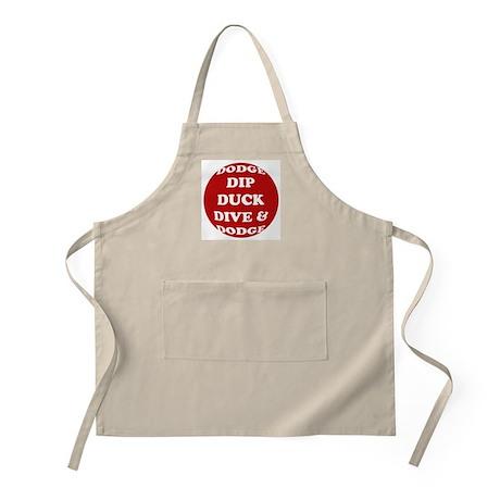 DODGE BBQ Apron