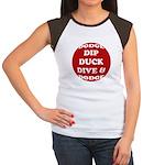 DODGE Women's Cap Sleeve T-Shirt