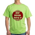 DODGE Green T-Shirt