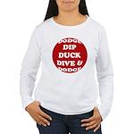 DODGE Women's Long Sleeve T-Shirt