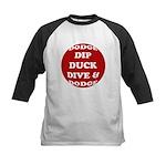 DODGE Kids Baseball Jersey