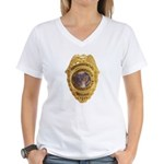 MP Inaugural Women's V-Neck T-Shirt