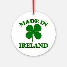 made in Ireland Ornament (Round)