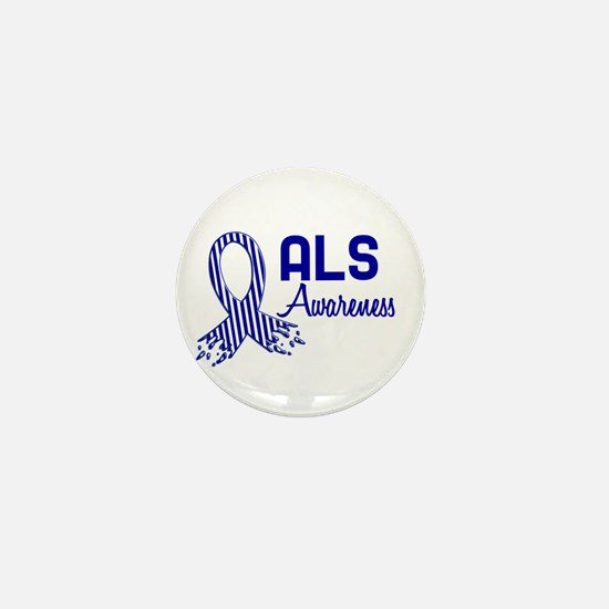 ALS Awareness Mini Button