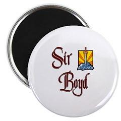 Sir Boyd Magnet
