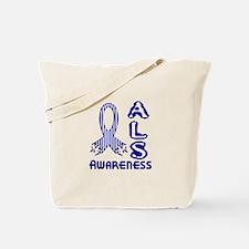 ALS Awareness Tote Bag