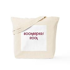 BOOKBINDERS  ROCK Tote Bag