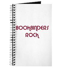 BOOKBINDERS ROCK Journal