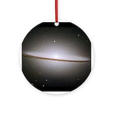 Sombrero Galaxy Ornament (Round)