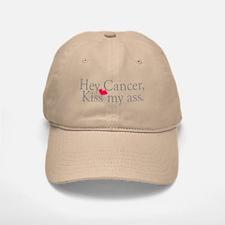 Cancer Kiss My Ass Baseball Baseball Cap