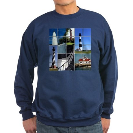 Outer Banks Lighthouses Sweatshirt (dark)