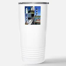 Outer Banks Lighthouses Travel Mug