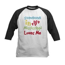 Someone in Mississippi Loves Me Tee