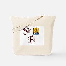 Sir Bo Tote Bag