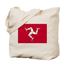 Isle of Man Tote Bag