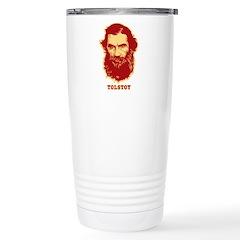 Tolstoy Stainless Steel Travel Mug