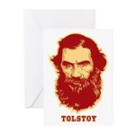 Tolstoy Greeting Cards (Pk of 20)
