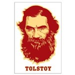 Tolstoy Large Poster