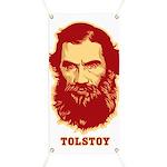 Tolstoy Banner