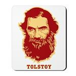 Tolstoy Mousepad