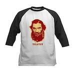 Tolstoy Kids Baseball Jersey
