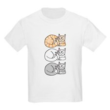 3 ASL Kitties T-Shirt