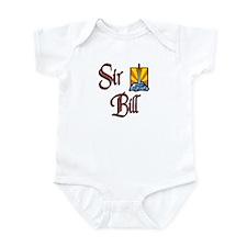 Sir Bill Infant Bodysuit