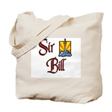 Sir Bill Tote Bag