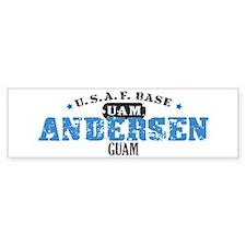 Andersen Air Force Base Bumper Sticker