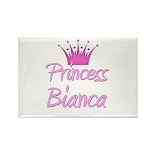 Princess Bianca Rectangle Magnet