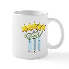 5 Star Mugs Mom Stars and Crown Mug