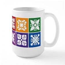 Hawaiian Quilt Mug