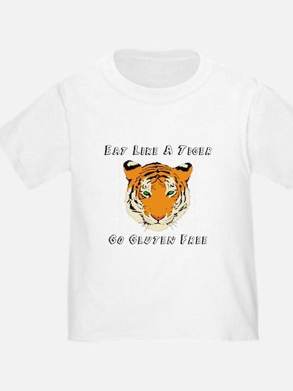 Gluten Free Tiger T